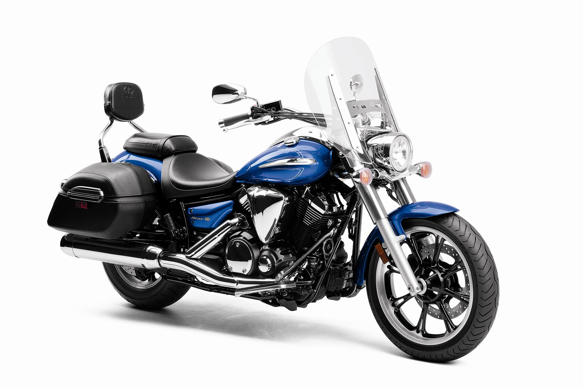 Мотоцикл Yamaha V-STAR 950 TOURER 2012