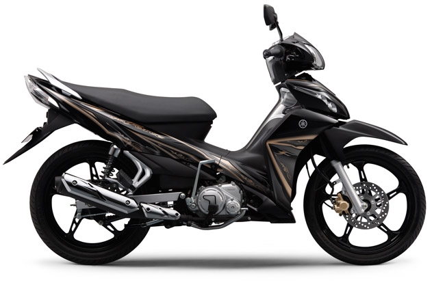 Мотоцикл Yamaha VEGA 115 FORCE 2012