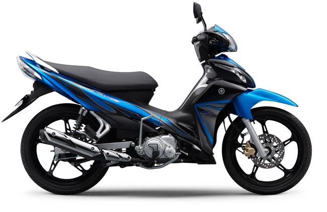Мотоцикл Yamaha VEGA 115 FORCE 2012 Фото, Характеристики