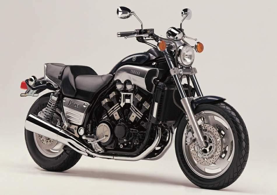 Мотоцикл Yamaha VMX V-Max 1200 1993 Описание, Фото, Запчасти, Цена ...