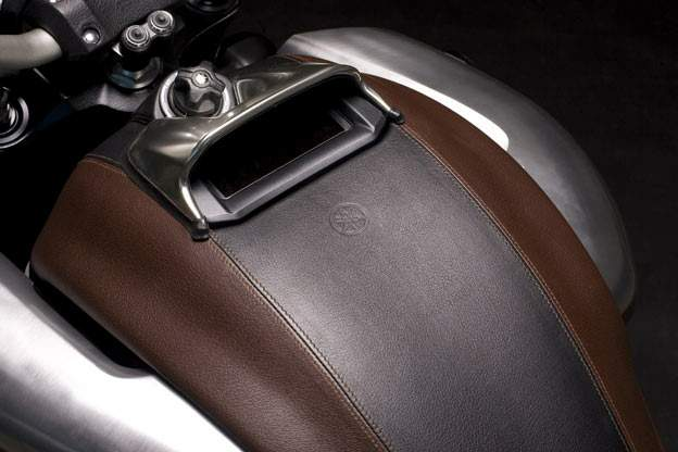Мотоцикл Yamaha VMX V-Max 17 Leather Concept 2011