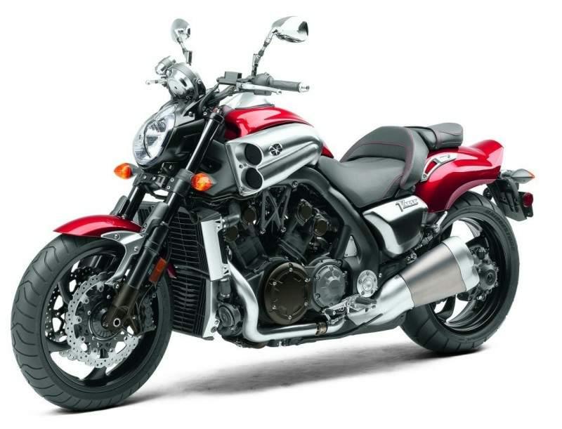 2011 Yamaha V-MAX Hyper Modified By Ludovic Lazareth