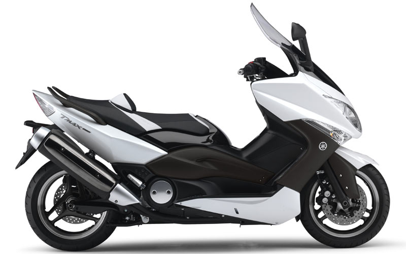 Мотоцикл Yamaha X P 500 T-Max Limited Edition 2010