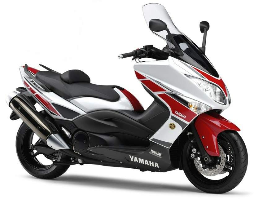 Мотоцикл Yamaha X P 500 T-Max WGP 50th Anniversary Limited Edition 2011