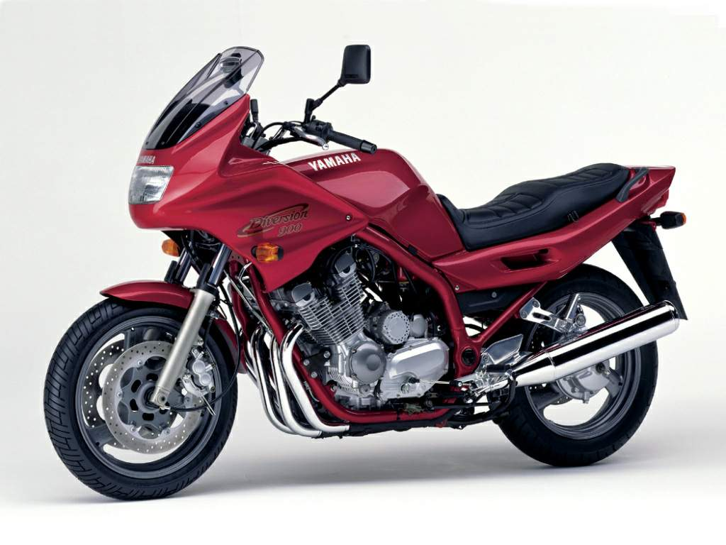 Мотоцикл Yamaha XJ 600S DiversiOn 1998