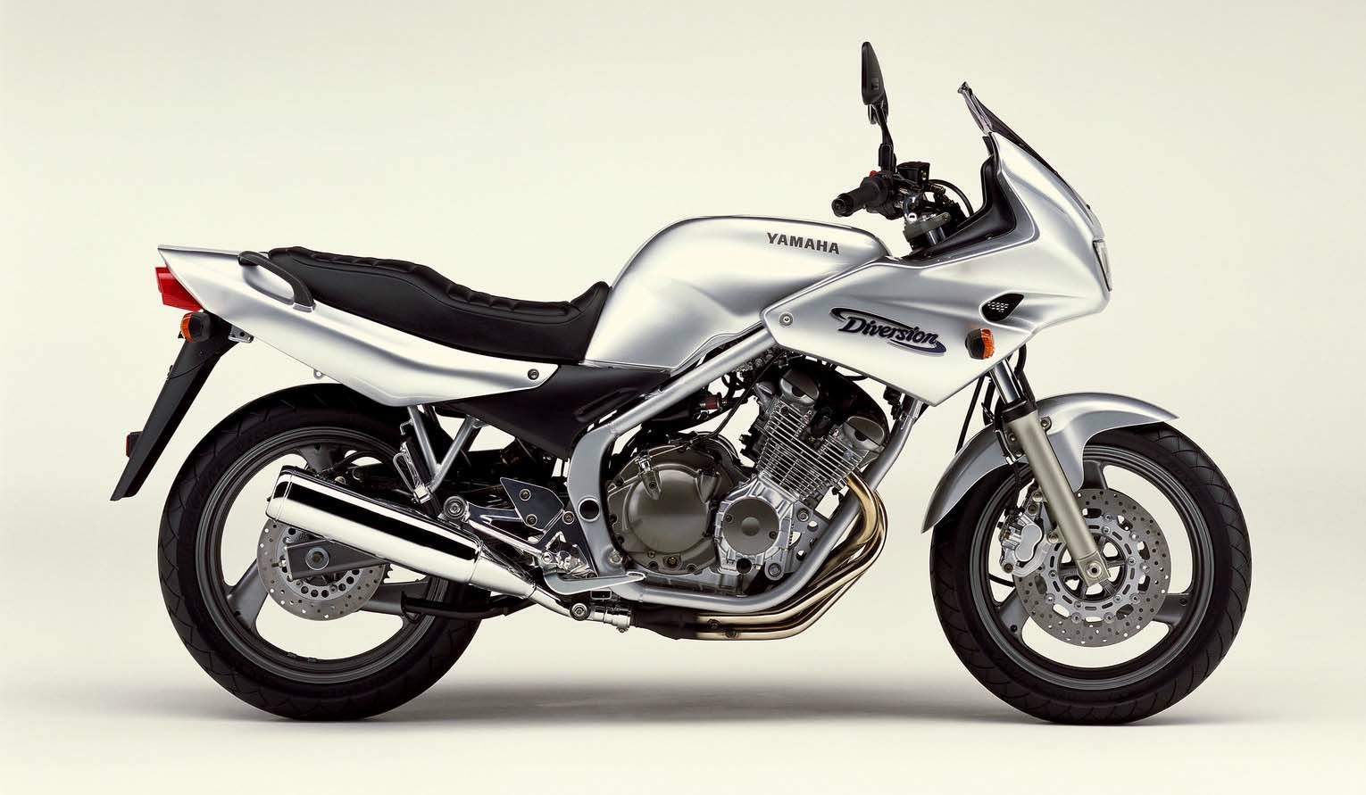 Мотоцикл Yamaha XJ 600S Diversion 2001