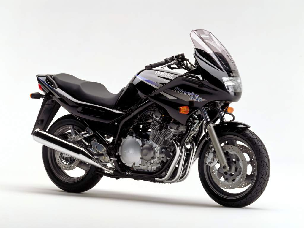 Мотоцикл Yamaha XJ 900S Diversion 1994