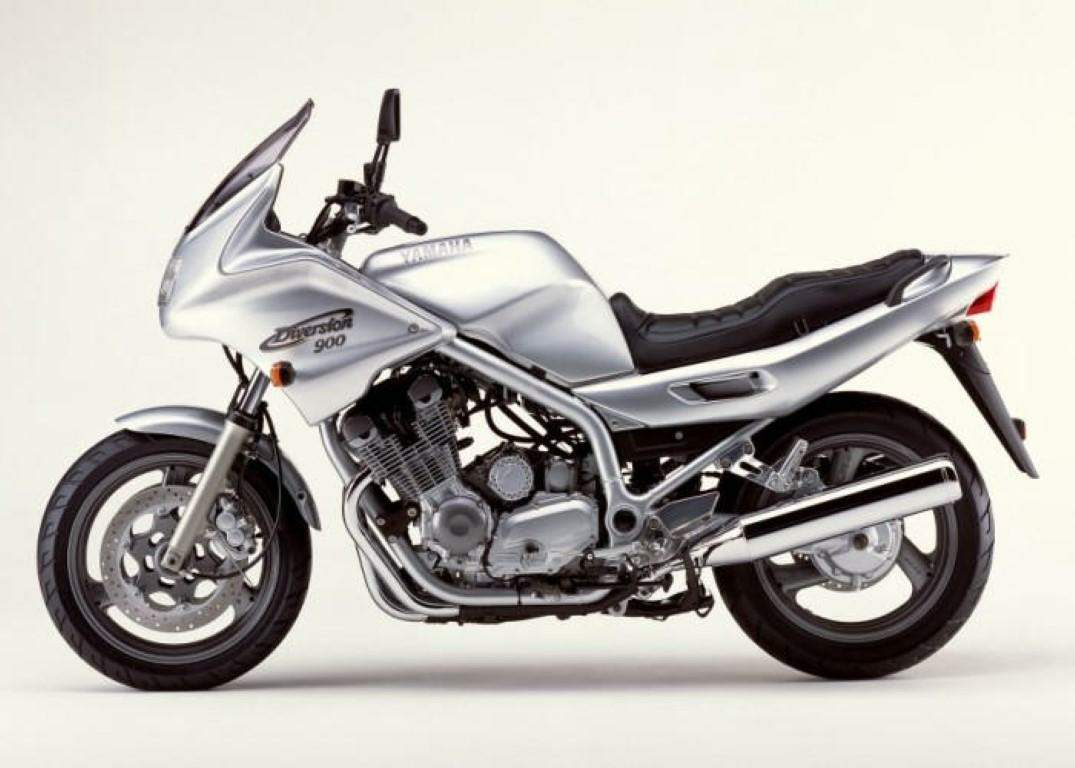 Мотоцикл Yamaha XJ 900S Diversion 1997