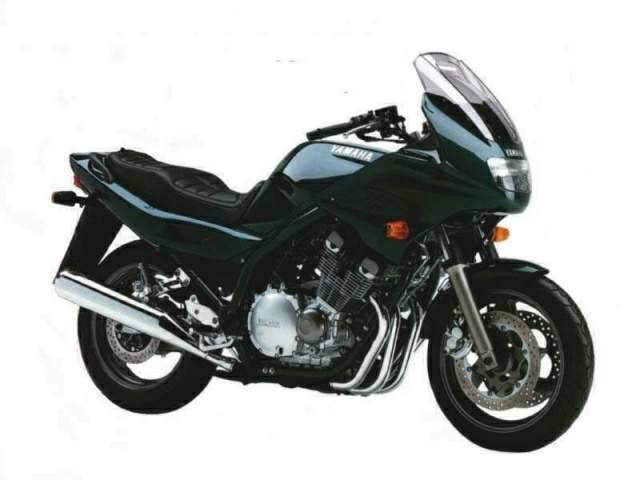 Мотоцикл Yamaha XJ 900S Diversion 2001