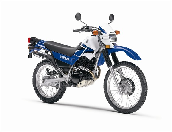 Мотоцикл Yamaha XT 225 Serow 2004