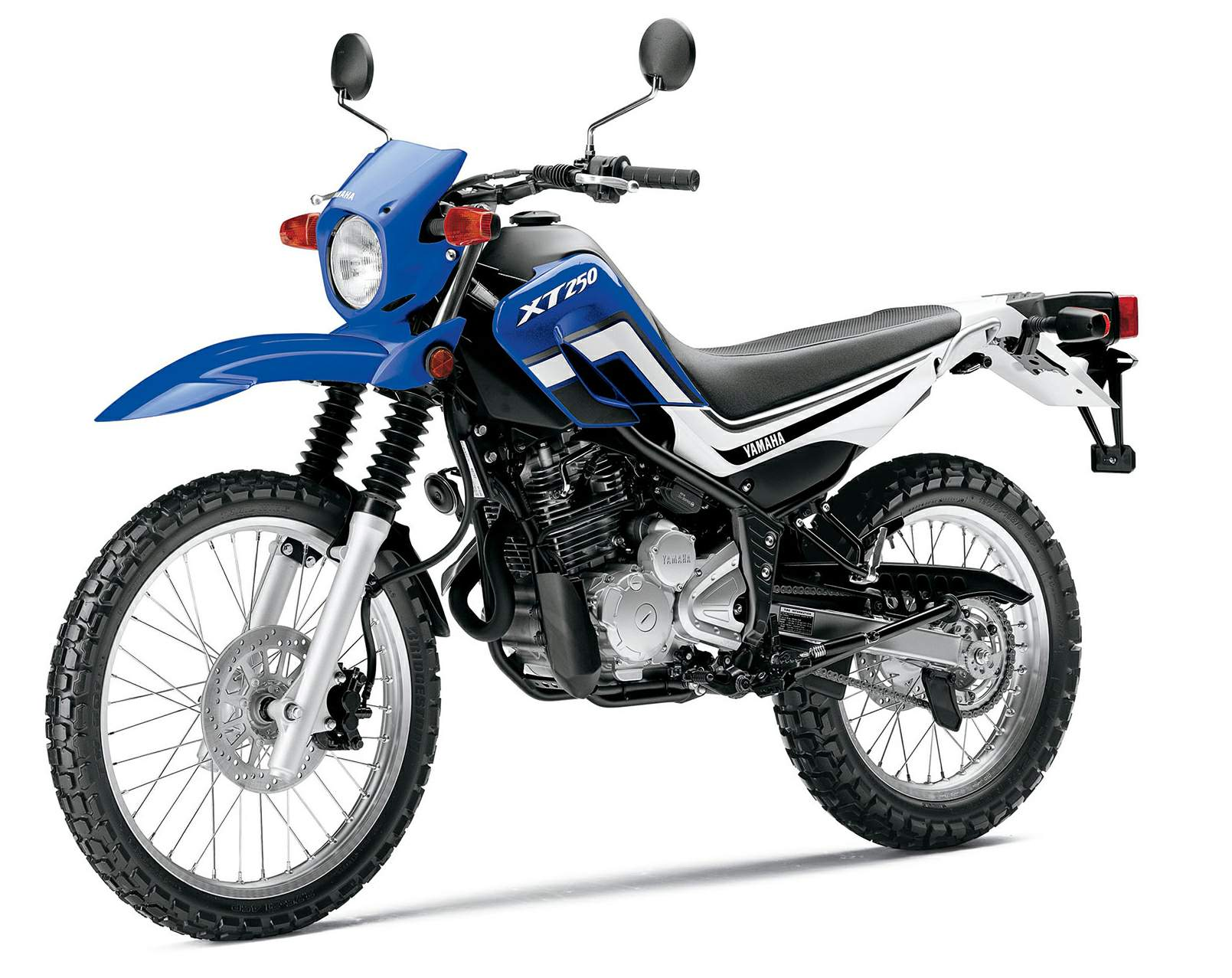 Мотоцикл Yamaha XT 25 0 Serow 2014