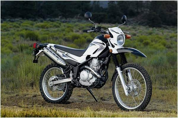 Мотоцикл Yamaha XT 250 Serow 2007