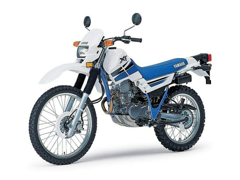 Мотоцикл Yamaha XT 250 Serow 2000