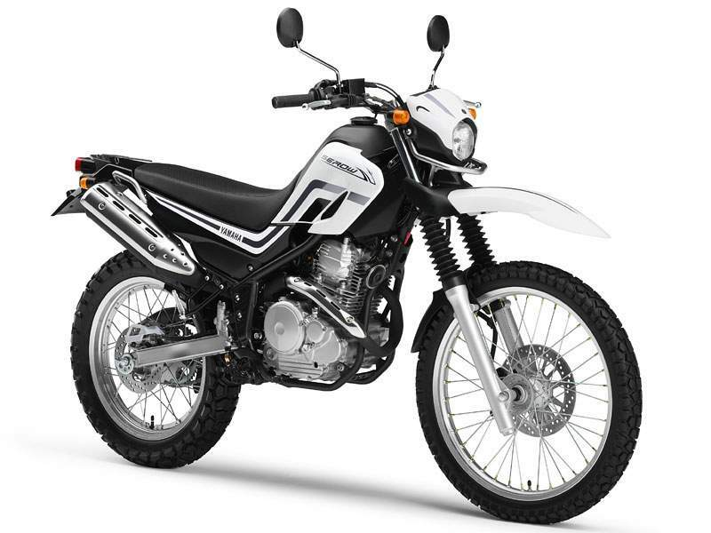 Мотоцикл Yamaha XT 250 Serow 2004