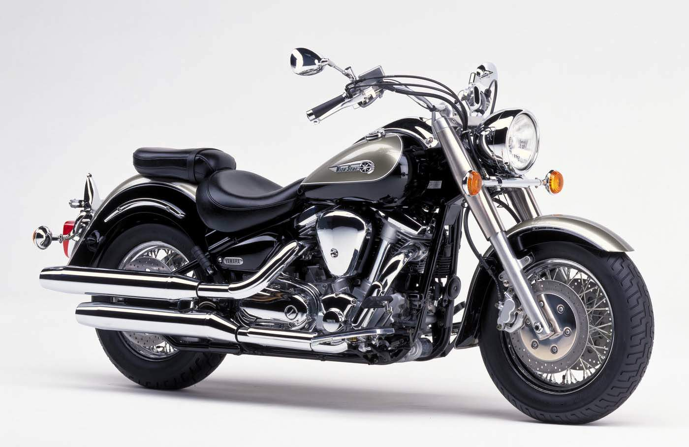 Мотоцикл Yamaha XV 1600A Road Star / Wind Star 2002