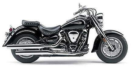 Мотоцикл Yamaha XV 1700 Road Star Midnight 2006