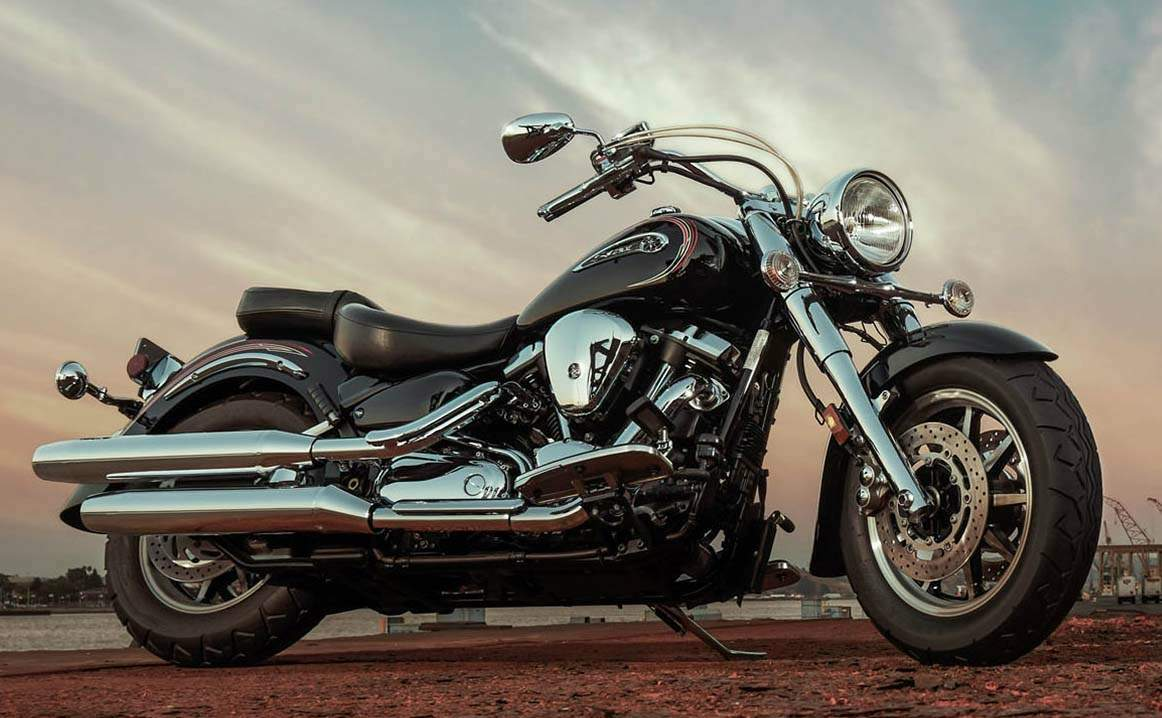 Мотоцикл Yamaha XV 1700 Road Star S 2014
