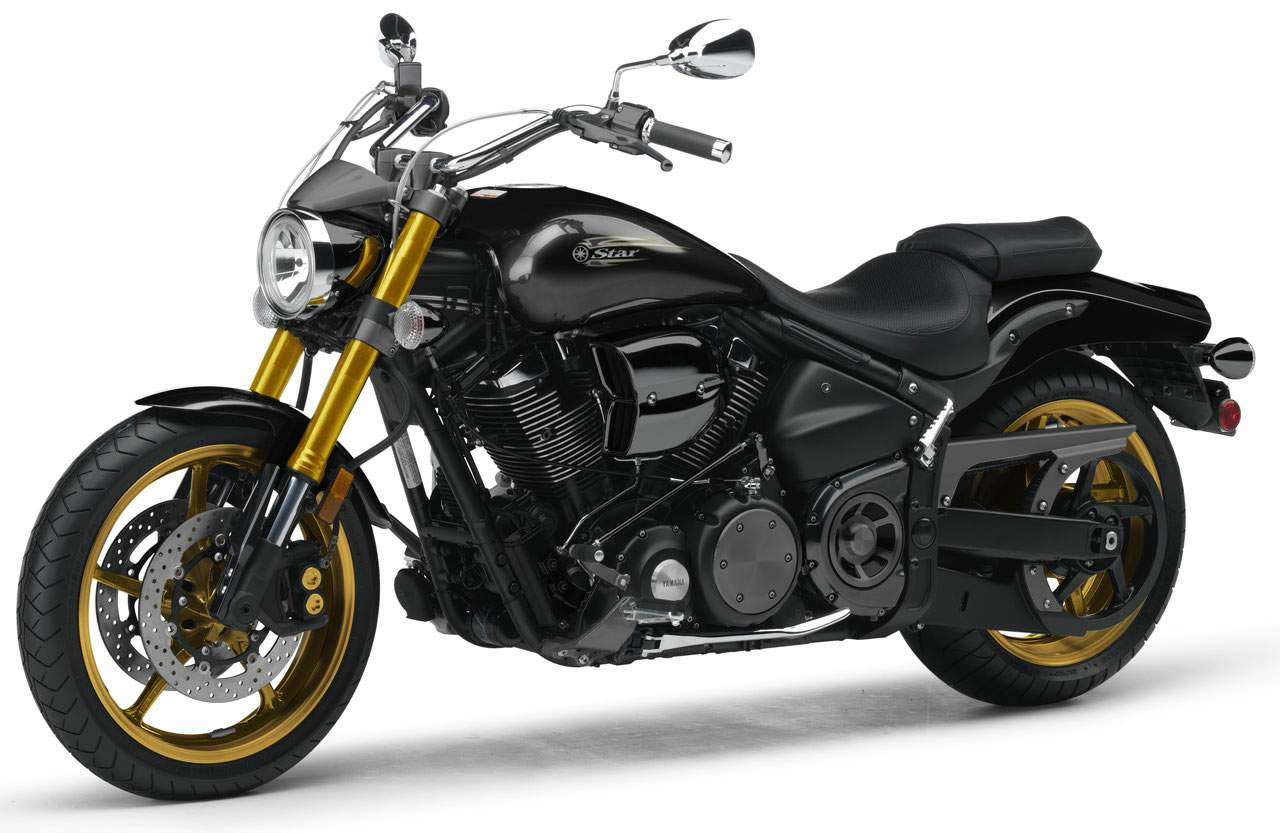 Мотоцикл Yamaha XV 1700 Road Star Warrior 2006