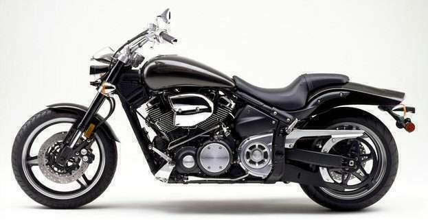 Мотоцикл Yamaha XV 1700 Road Star Warrior 2002