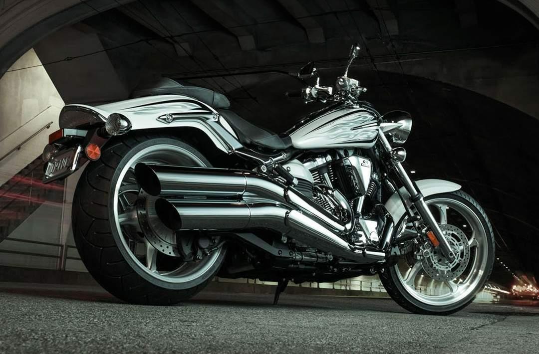 Yamaha xv 1900 raider 2014 for Yamaha xv 1900