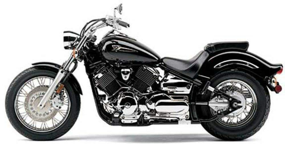 Мотоцикл Yamaha XVS 1100 V-Star Custom 2005