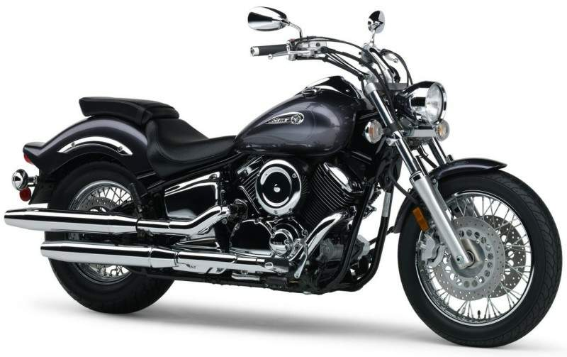 Мотоцикл Yamaha XVS 1100 V-Star Custom 2008