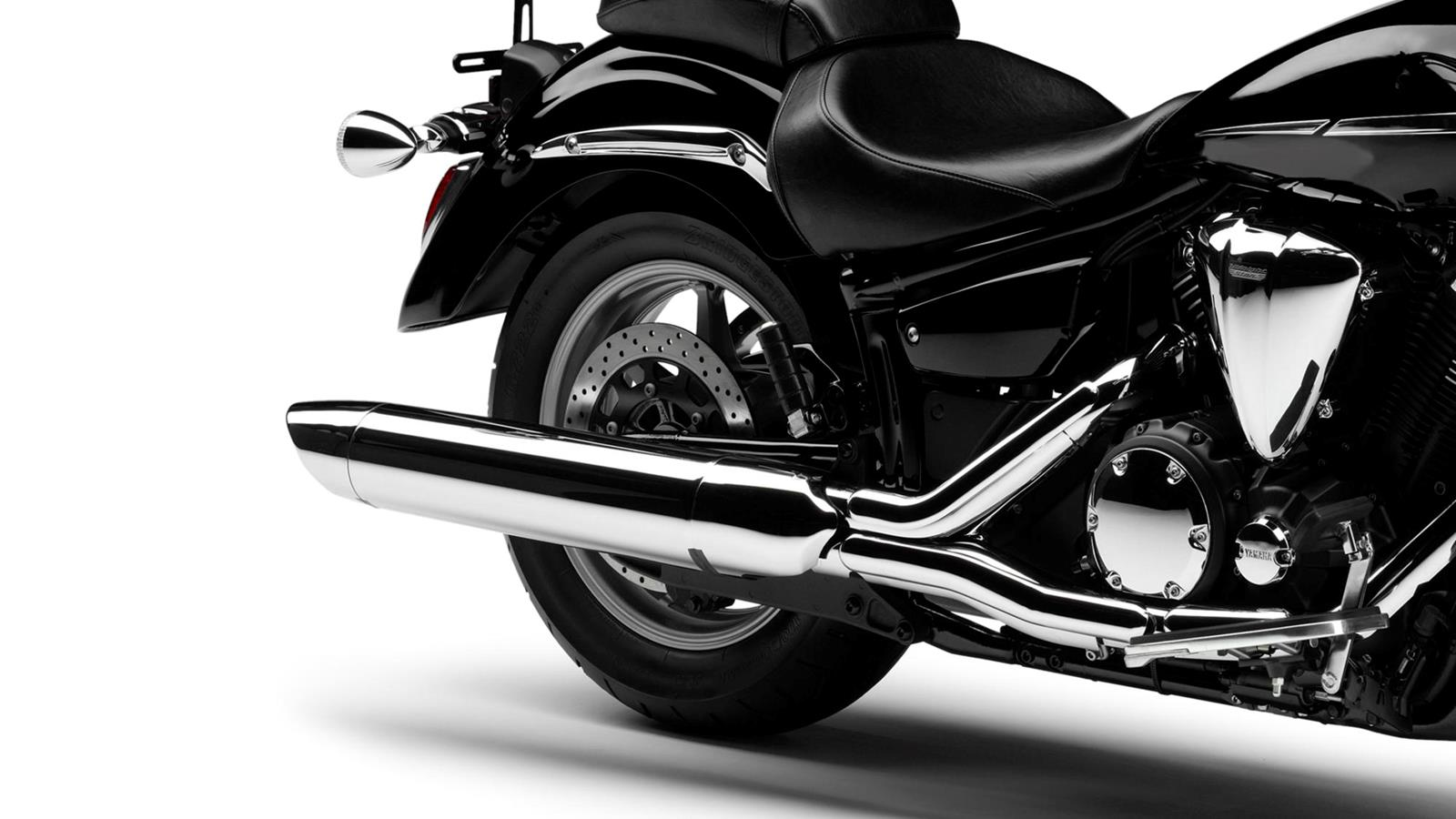 Мотоцикл Yamaha XVS 1300 A MIDNIGHT STAR 2013