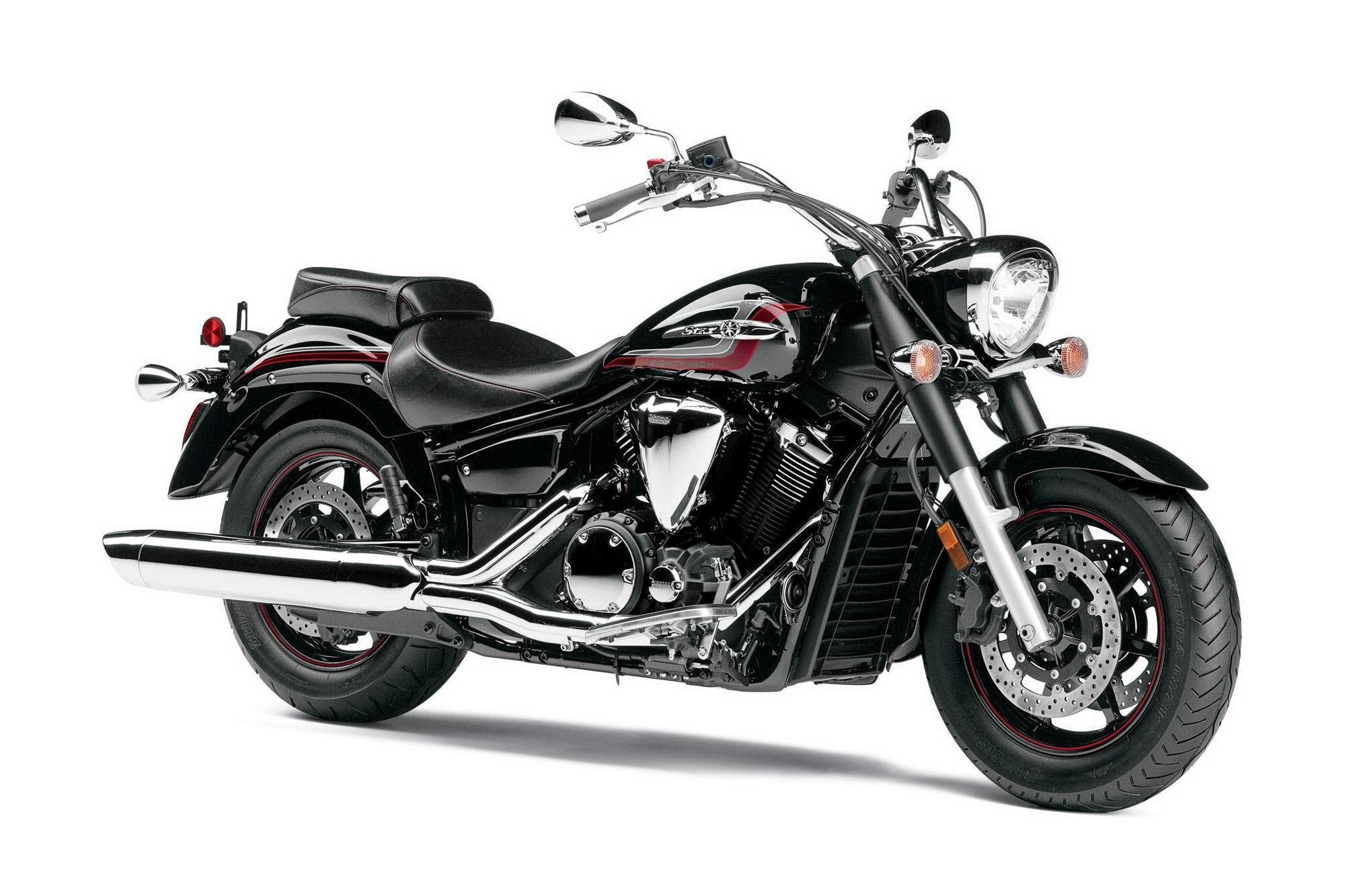 Мотоцикл Yamaha XVS 1300CT V-Star 2013