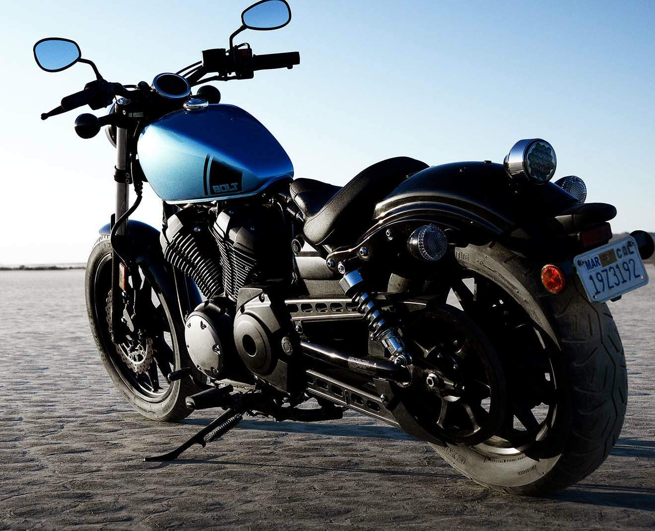 Мотоцикл Yamaha XVS 950 V-Star Bolt 2016