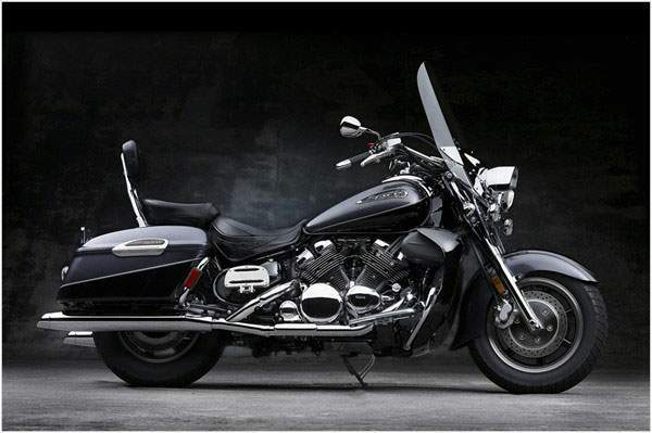 Мотоцикл Yamaha XVZ 1300 Royal Star Tour Deluxe 2007