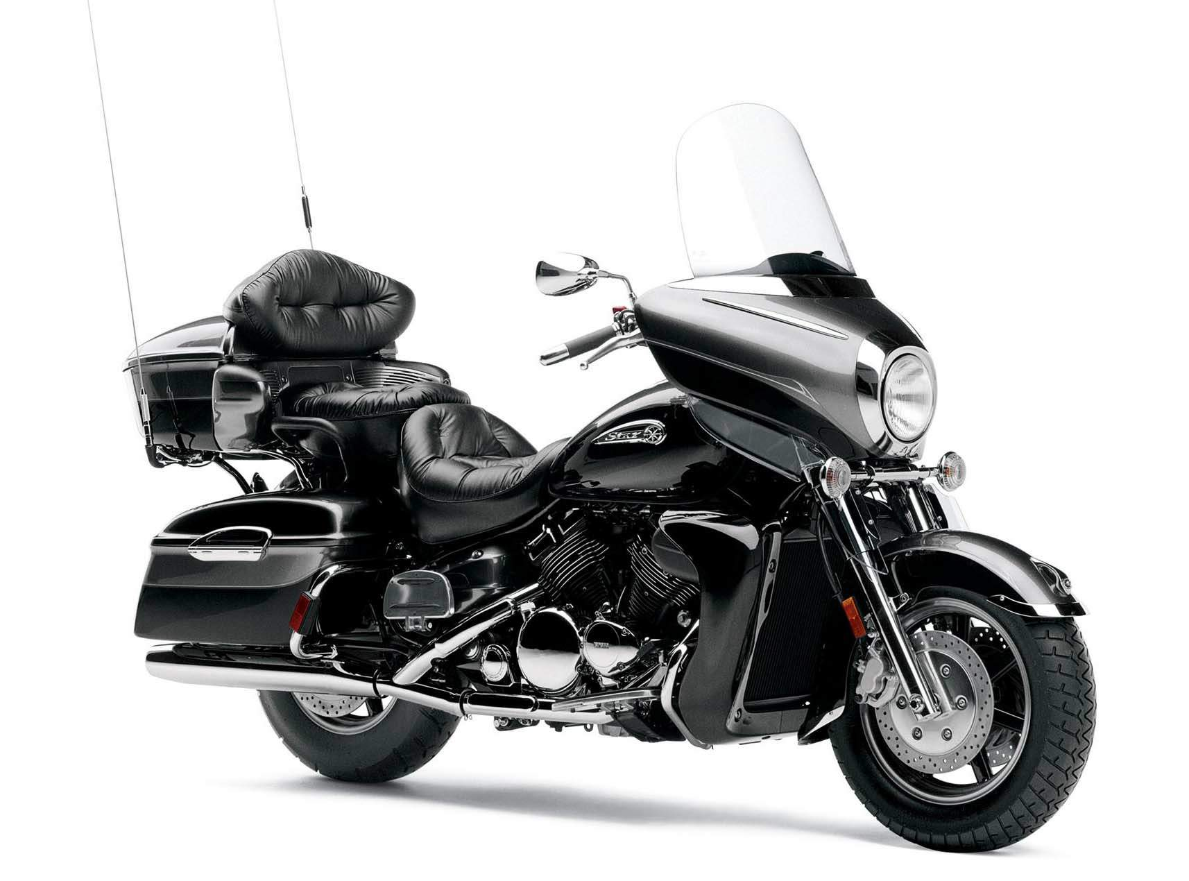 Мотоцикл Yamaha XVZ 1300 Royal Star Venture S 2008