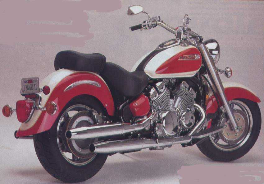 Мотоцикл Yamaha XVZ 1300 Royal Star Venture 1995