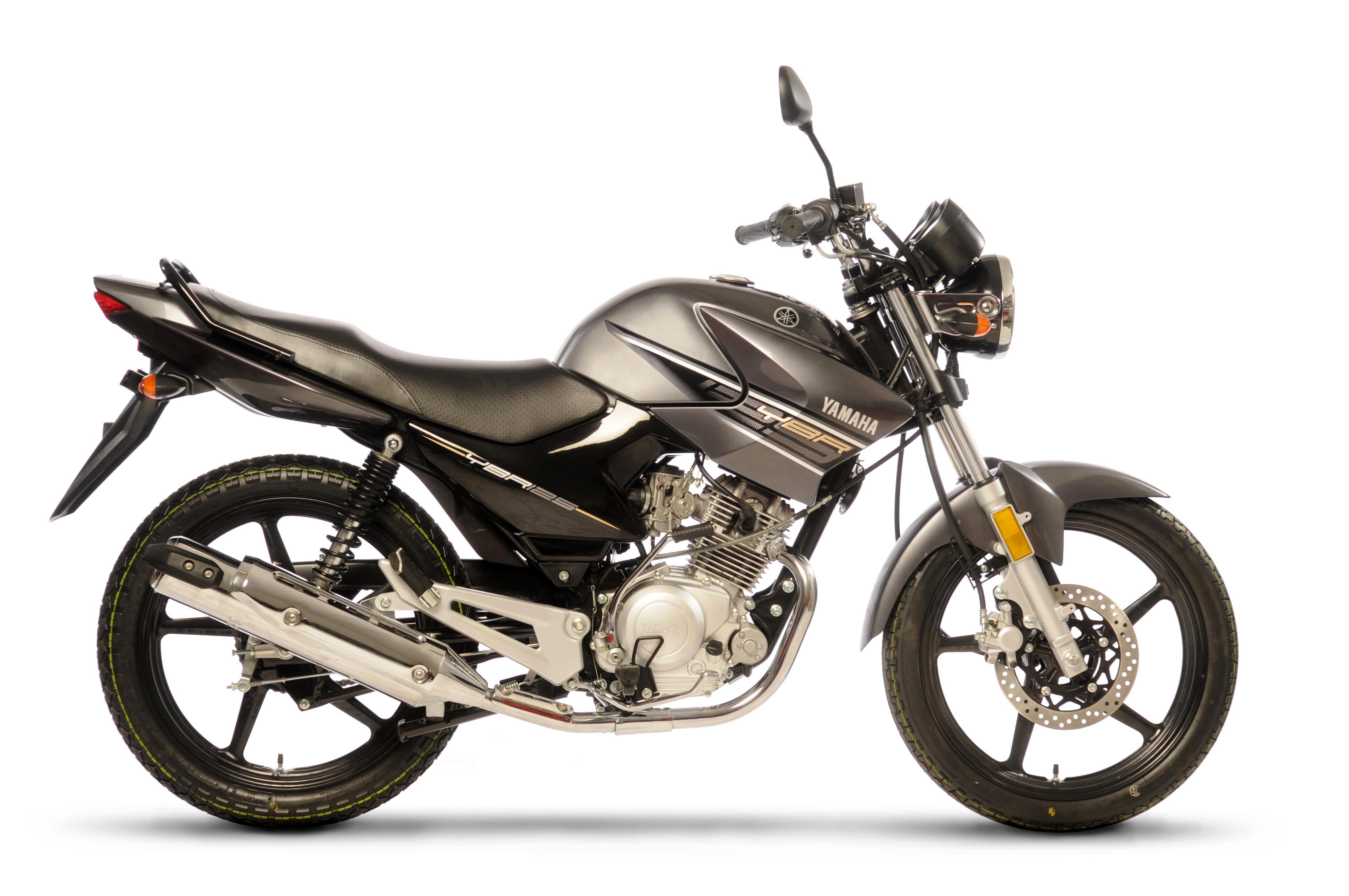 мотоцикл yamaha ybr 125 новый