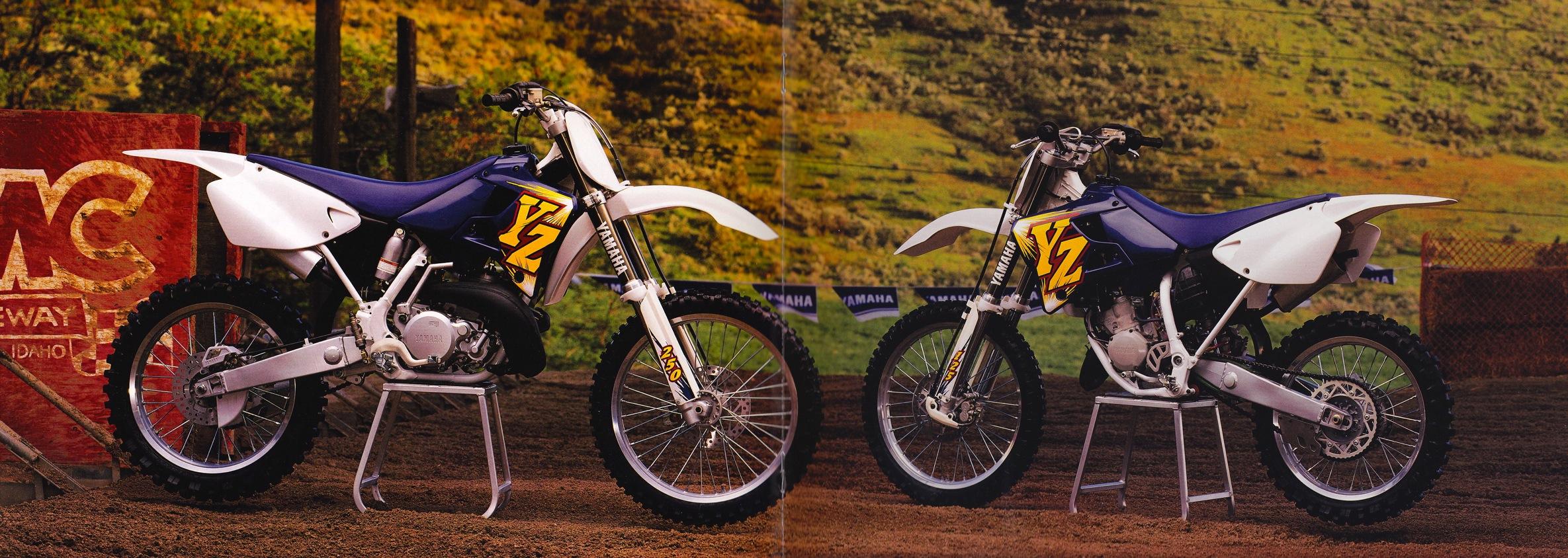 Yamaha yz 125 1973 for 1973 yamaha yz80