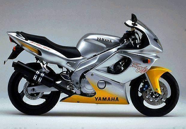 мотоцикл thunder yamaha tricker